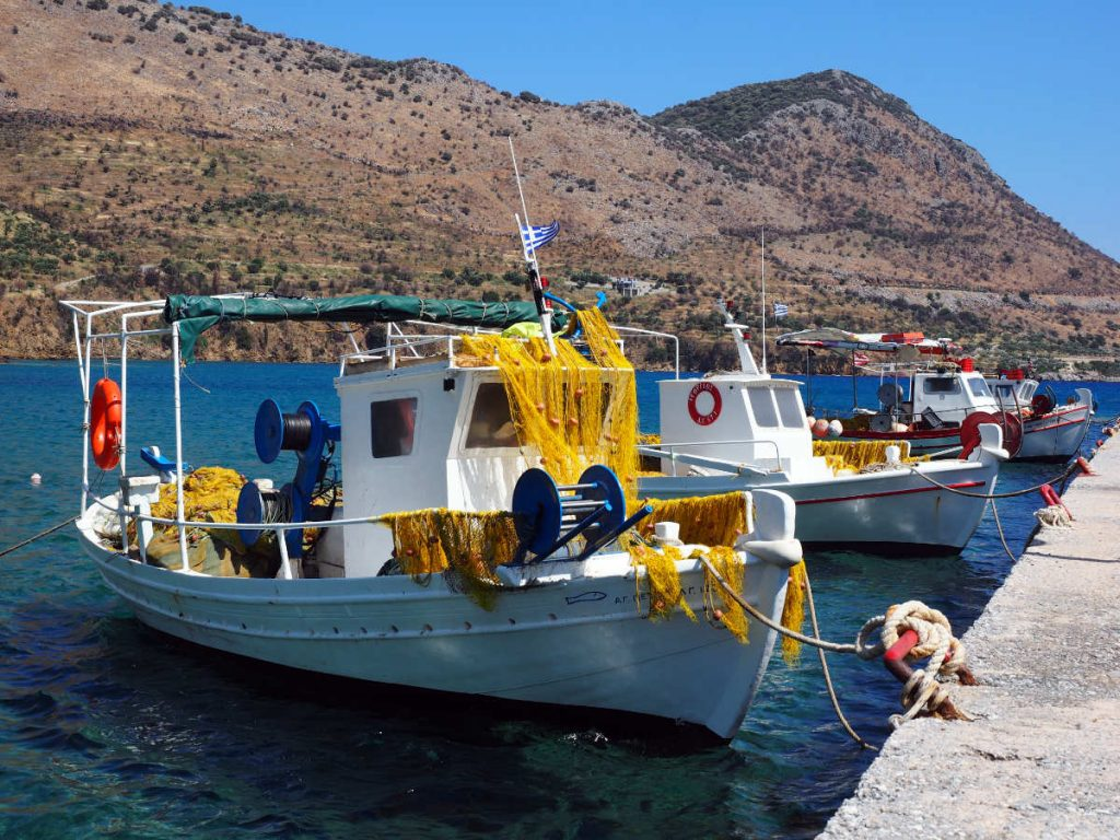 Griechisches Boot