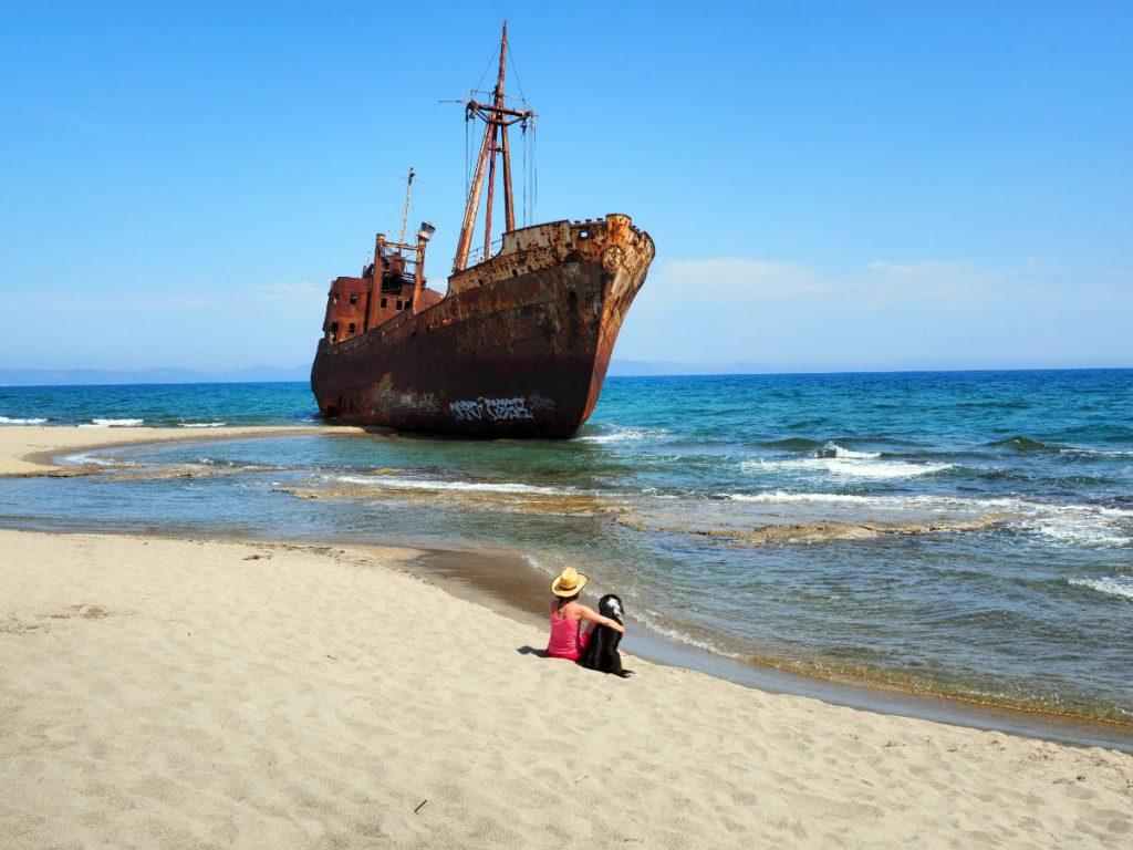 """dimitrios"" shipwreck"