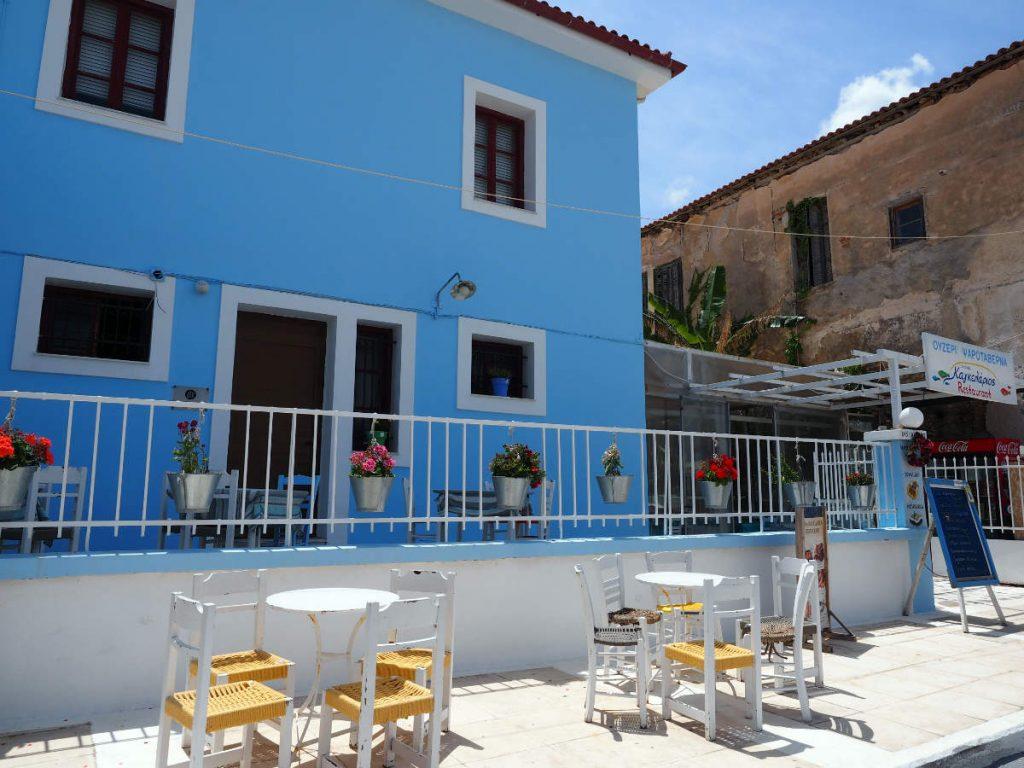 Griechenland Hausarchitektur