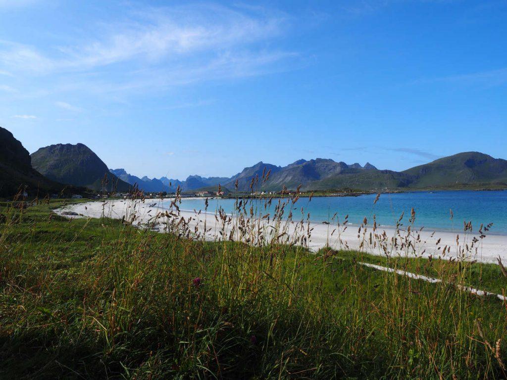 Norwegen Strandblick