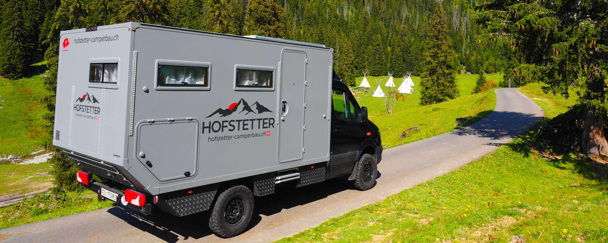 Hofstetter Camper Unterwegs