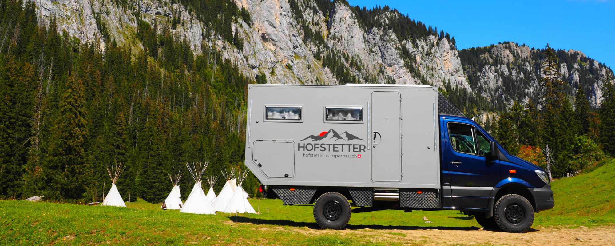 Hofstetter Camper Tipi Zelt