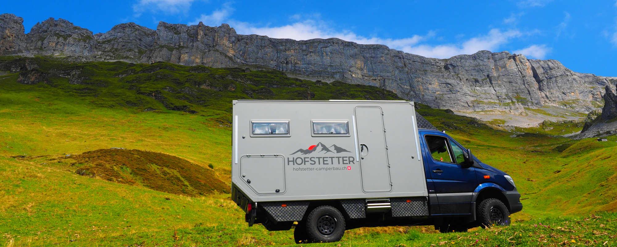 Hofstetter Camper Ausflug