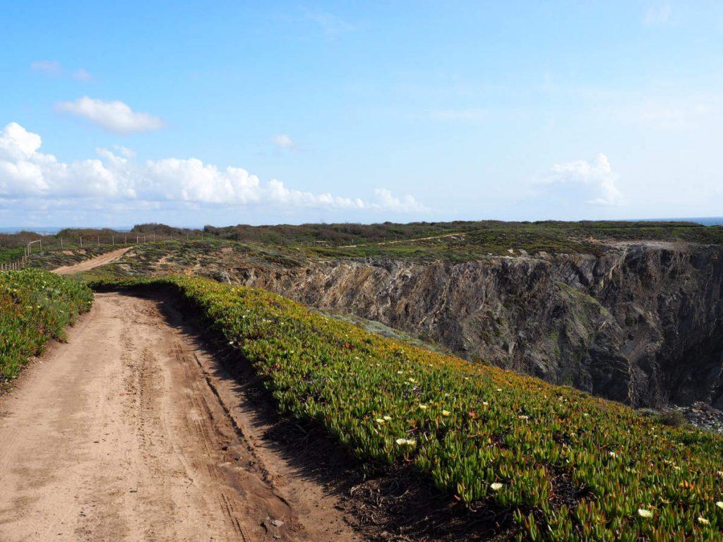Naturweg für Camper Portugal